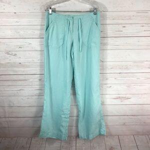 Atmosphere 100% linen casual pants uk 10/29w